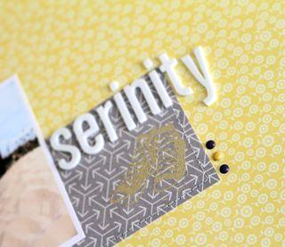 Serenity détail 1