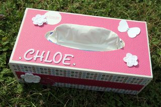 Boîte Chloé