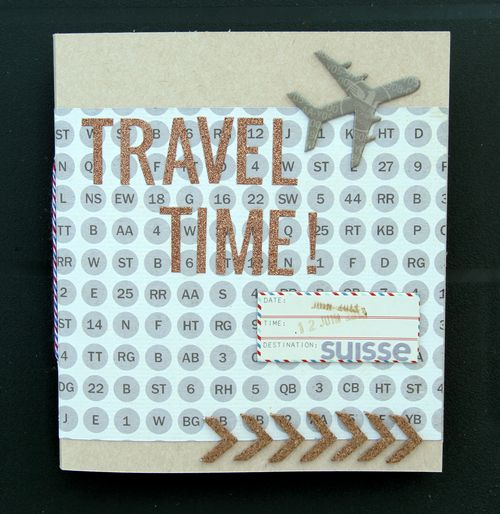 Couverture travel time
