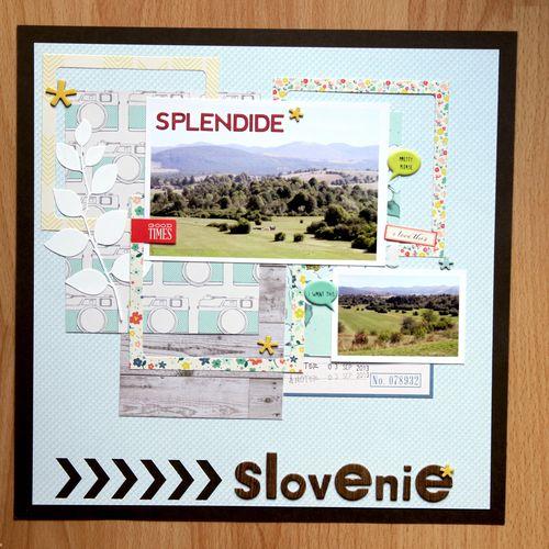 Splendide slovénie