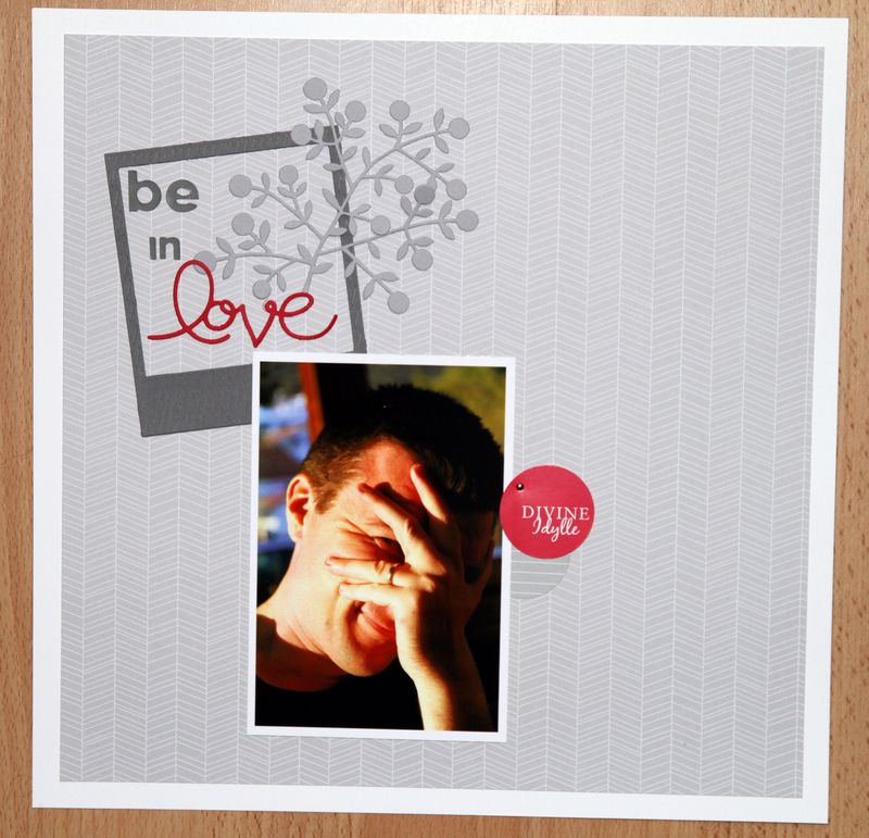 Be in love 1