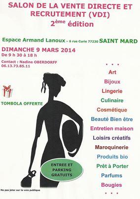 Salon VDI Saint Mard