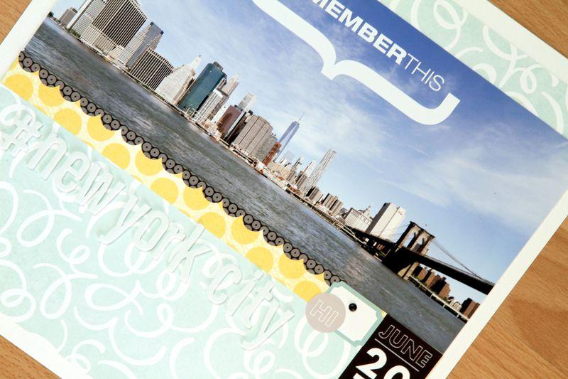 Skyline NYC 2