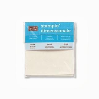 Stampin'dimensionnals